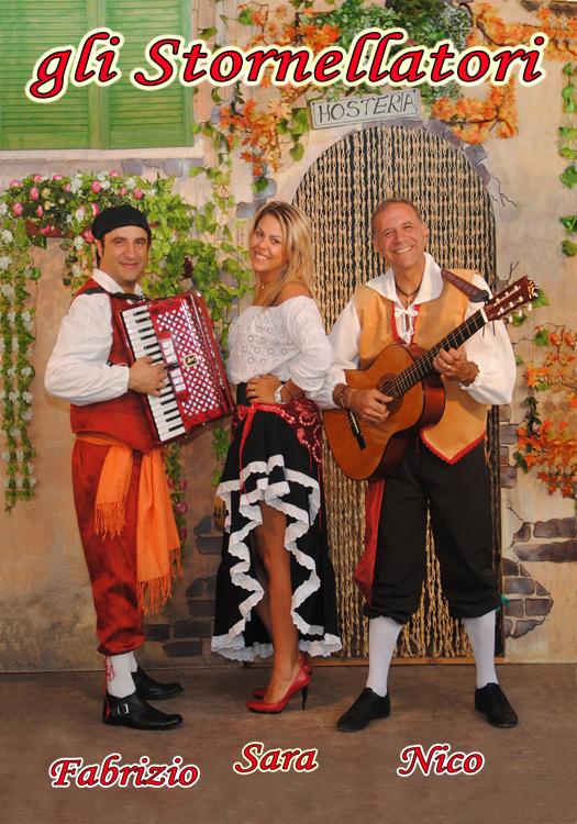 Gli stornellatori la musica di roma for Tradizioni di roma